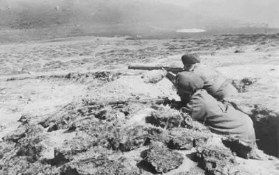 五十四軍軍長丁盛總結對印自衛反擊中的瓦弄大捷