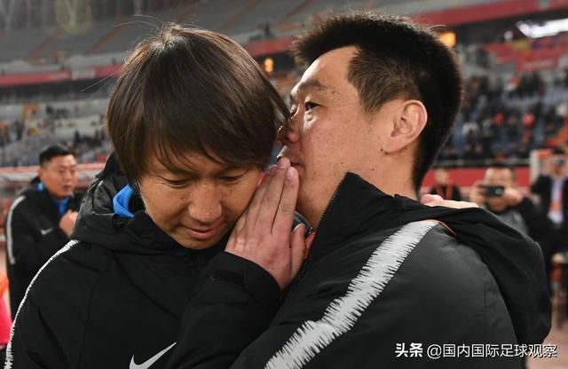 冠军教练有望赴中超!名帅适合武汉卓尔山东鲁能?曾当选最佳教练