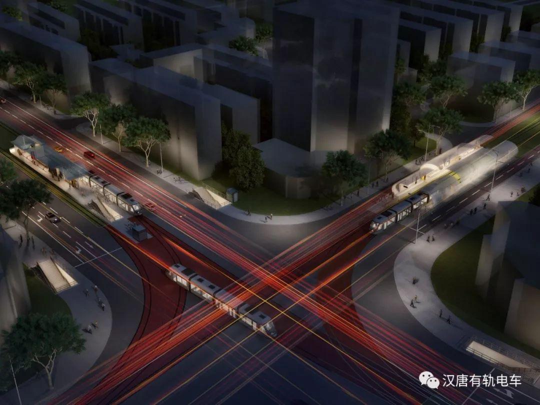 台州市现代有轨电车一期工程(示范段)初步设计通过评审