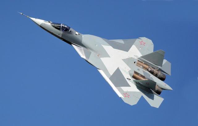 苏57在叙利亚险象环生 多次被美机盯上 全靠S400保护