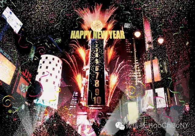 圣诞过了,新年还会远吗?时代广场最强跨年攻略,拿走不谢!