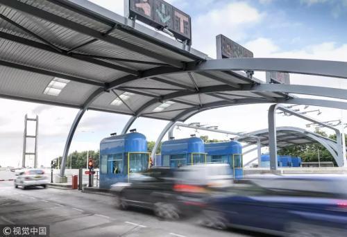 2020年1月1日起,贵黄公路沿线收费站改造