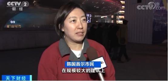 韩国首尔东大门上演精彩灯光秀,打造夜间旅游项目注入新活力