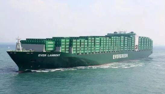 1.12亿美金!长荣海运再订4艘支线船丨航运界