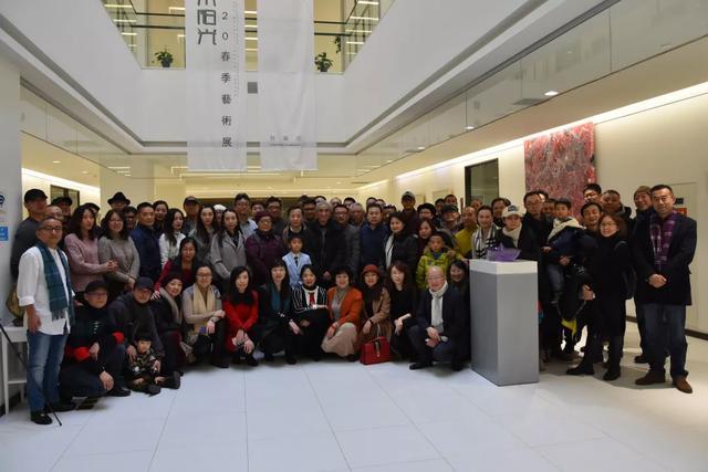 """""""水木阳光——2020春季艺术展""""在北京西城区阳光大厦成功开幕"""