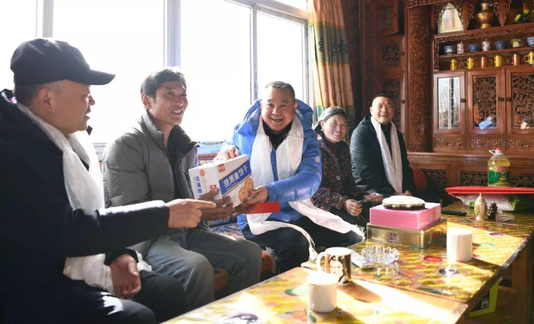 一份新春慰问!在红原,这群泸州人的暖心帮扶故事一直在延续……