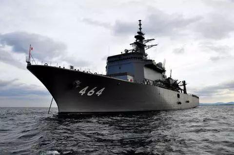 大成成长基金日本自卫队舰艇被追尾了,或为伊