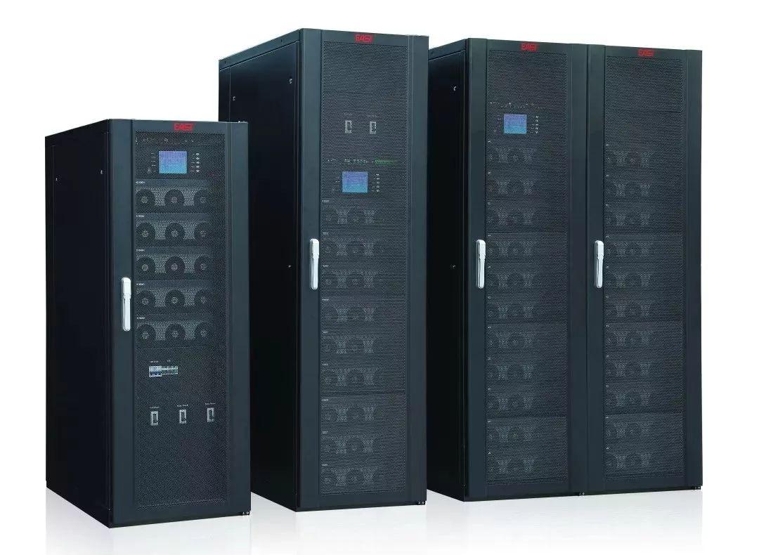 确保金融系统安全!易事特UPS电源服务中国人民银行万州中心支行