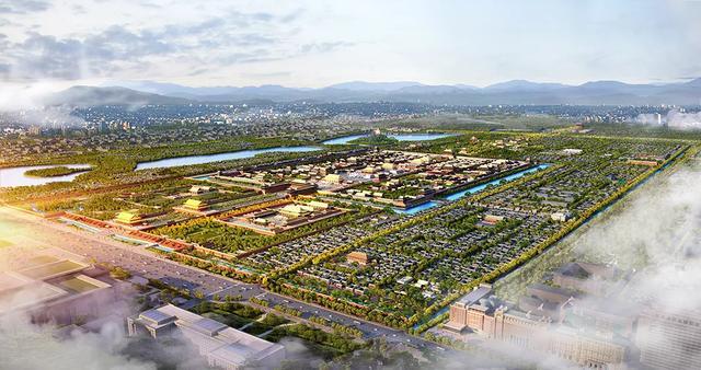 北京正式公布首都功能核心区控制性详细规划