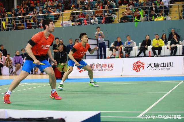 备战东京奥运会 大唐地产杯国家羽毛球队明星赛在厦举办