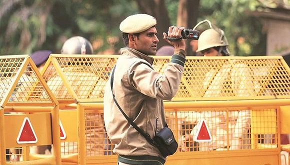 公民法抗议持续,印度警察动用人脸识别排查暴徒?