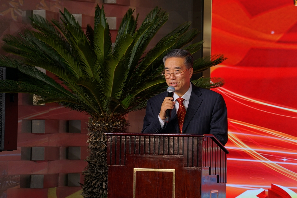 <b>纪念毛泽东诞辰126周年暨《纪念白求恩》发表80周年迎新年主题座谈会在京举办</b>