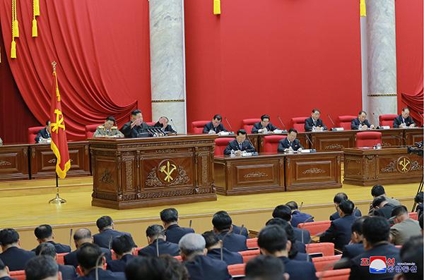 朝鲜七届五中全会继续召开,金正恩:加强国家自立经济