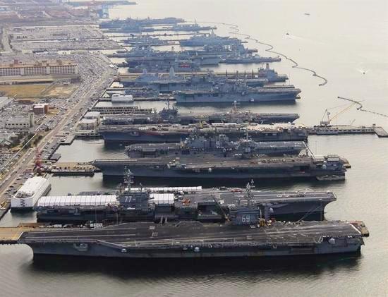 山东舰交付后,美国给出确切判断:中国海军排亚洲第一!印度不服
