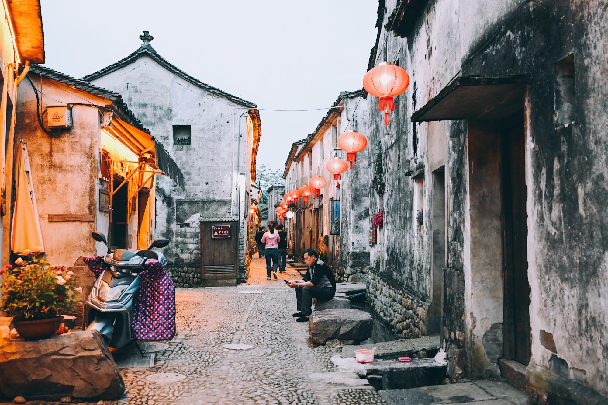 """原创             浙江最低调的古镇,至今800年历史,被誉""""浙东丽江""""却少有人知"""