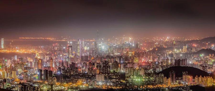 2019,谢谢你依然留在深圳
