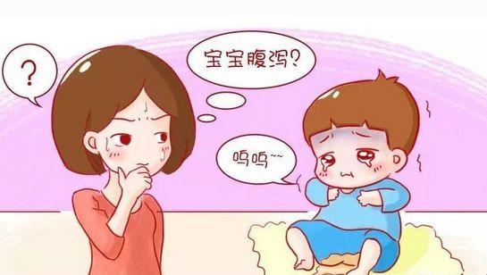 小孩腹泻时需要注意什么?