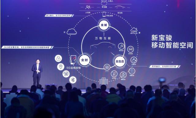 """华为为它撑场子,迈出5G汽车第一步,这个国产品牌有多""""科技""""?"""