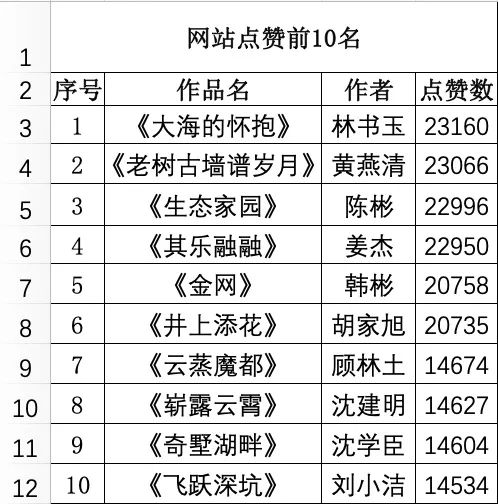《中国摄影报》12月报友红图榜官网官微优胜作品公布!