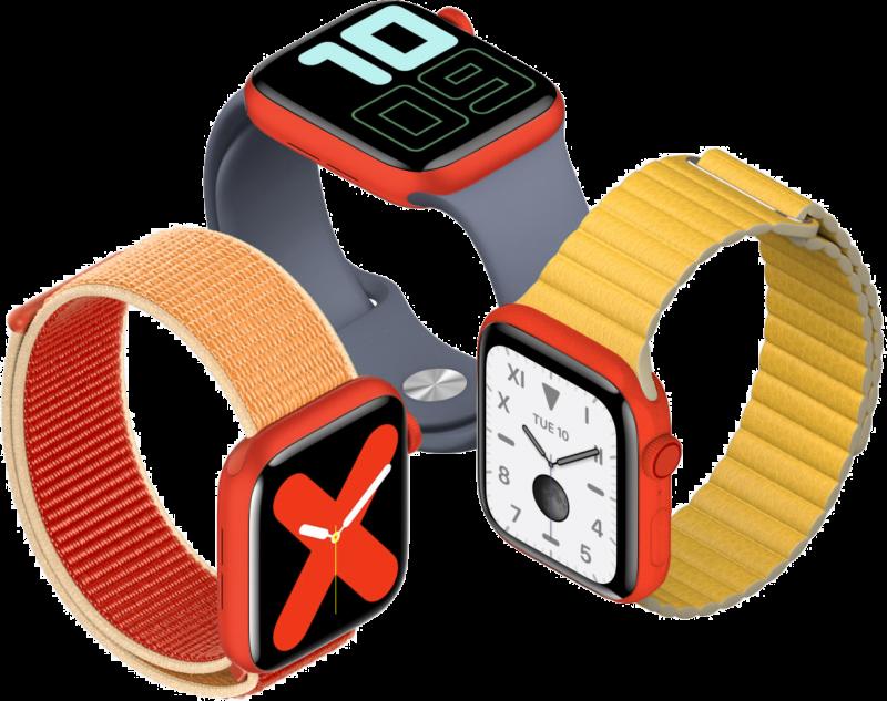 早报 | 人人 App 回归/Apple Watch S5 明年或发红色特别版/联想手机「掌门人」宣布离职