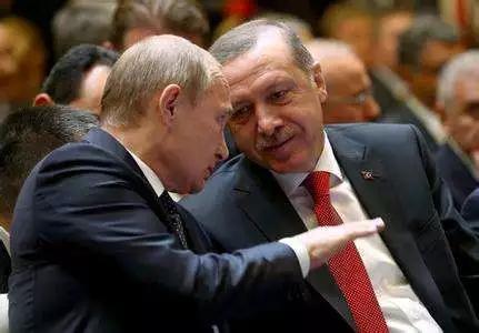 埃尔多安这个决定证明,他和普京真的商量好了!