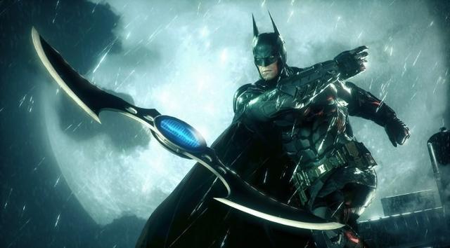 《蝙蝠俠:阿卡姆騎士》新Mod允許玩家修改FOV_游戲