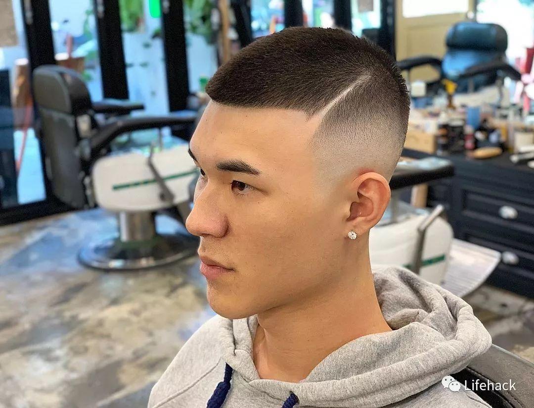 发型| 2020亚洲男士发型流行趋势