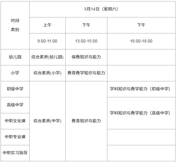 <b>广东省2020年上半年中小学教师资格考试笔试公告</b>