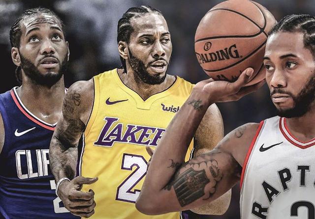 原创美媒盘点NBA年度五大赢家!猛龙队3人入选,堪称猛龙年!