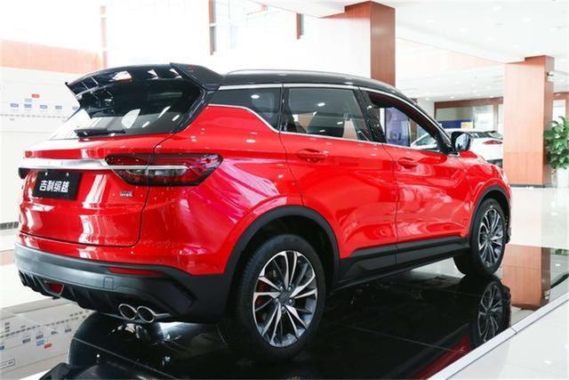 <b>原创这款10万级小型SUV力压合资品牌,加速快油耗低,国产它不香吗</b>