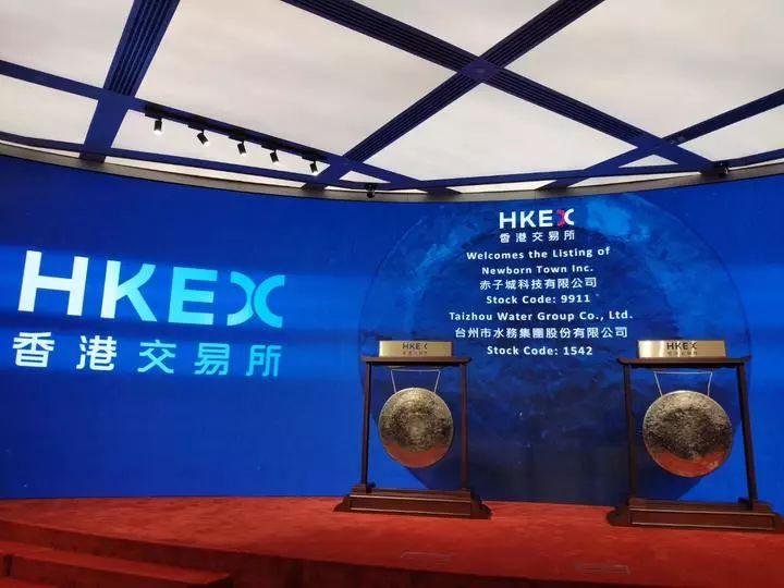 喜讯!台州市水务集团股份有限公司在香港上市 成台州首家市级国企上市企业