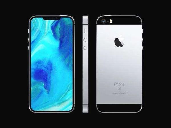 原创             iPhoneSE2谍照曝光了几轮,缺失全面屏成槽点?