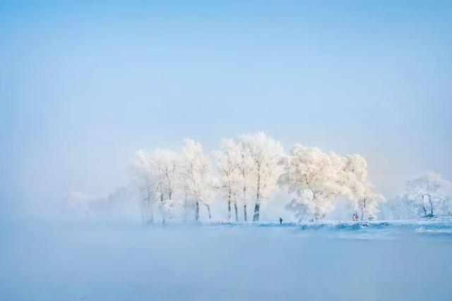 去什么新疆和西藏?东北才是中国最美的雪国