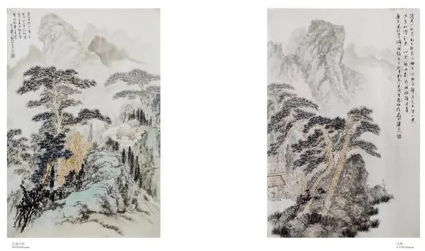 《我的根在怀集》元旦文锦科(乐之)国画展 免费参观不可错过!