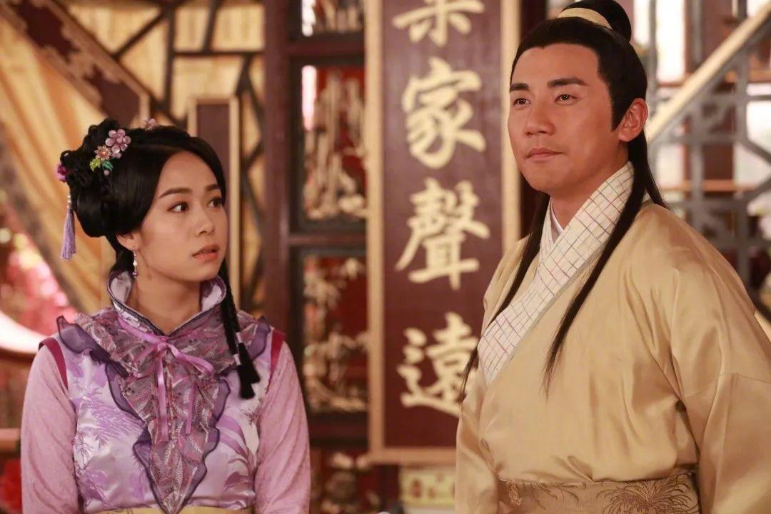 港剧《丫鬟大联盟》首播,TVB被讽自暴自弃,库存剧质量太差