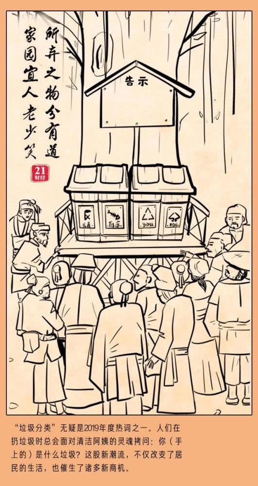 2019财经风云连环画:江湖路远,来日方长