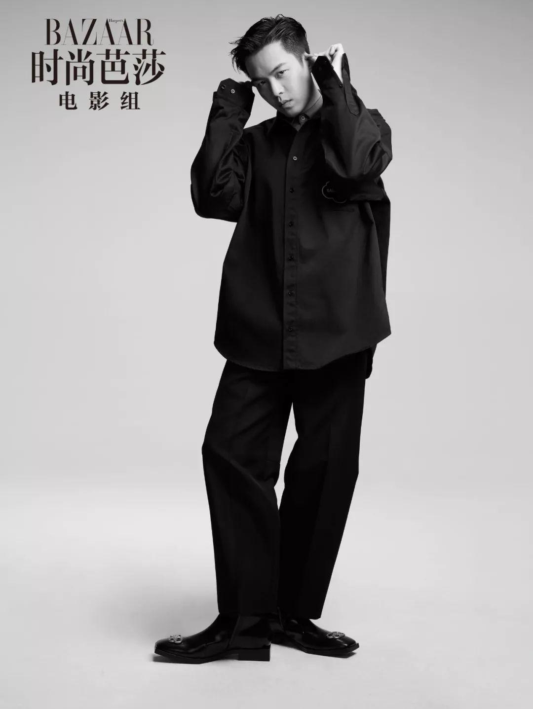 张若昀:《庆余年》的小范大人非我莫属
