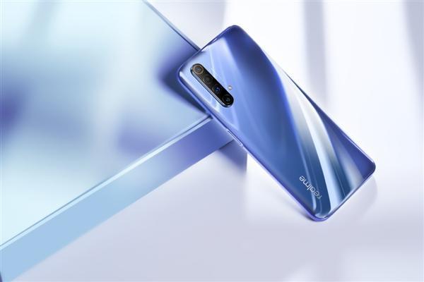 realme X50 5G跑分曝光,性能不输麒麟810?