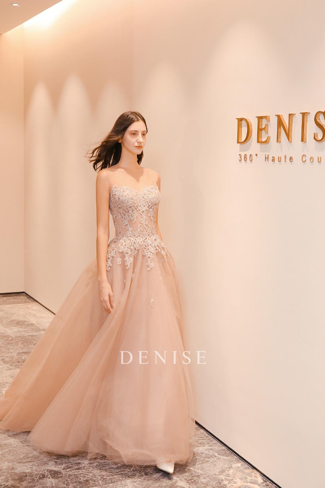 丹妮斯DENISE高级定制 2020 S/S新品发布会