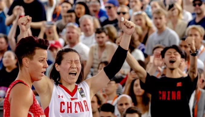 中国三人篮球2019大丰收 备战奥运全国海选国外集训