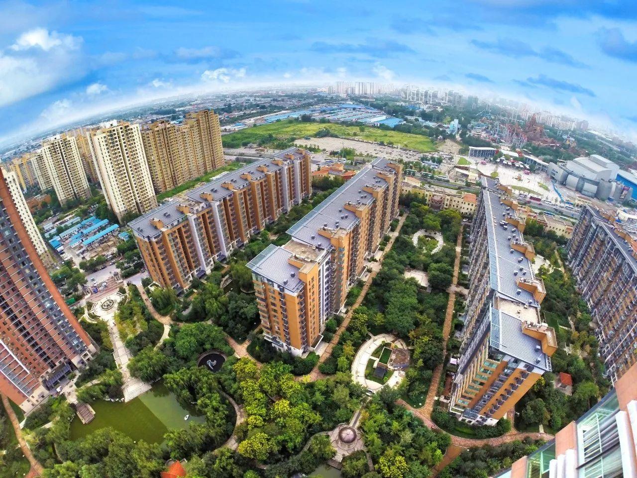 报告:我国大中城市 正进入生态文明建设新时期