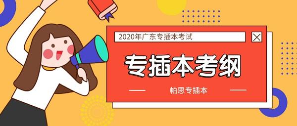 2020年吉林大学珠海学院专插本劳动社会保障专业考纲