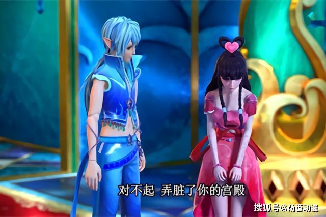 叶罗丽:水王子所做的一切真的是为了王默吗?这其中会不会有阴谋 作者: 来源:萌番动漫