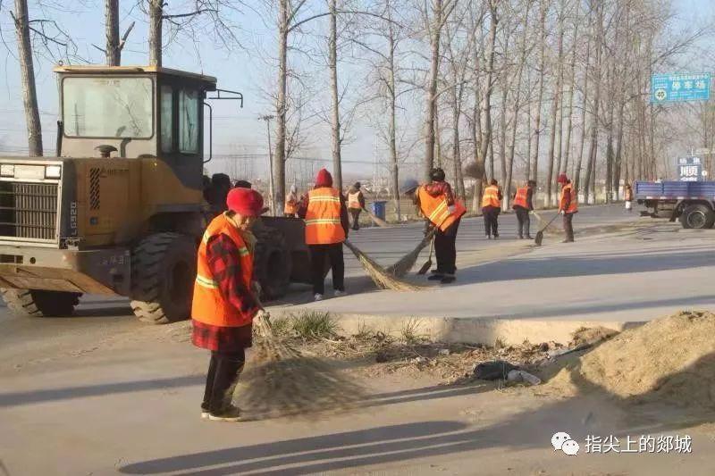 【路域环境整治】杨集镇:迅速行动全力推进路域环境综合整治