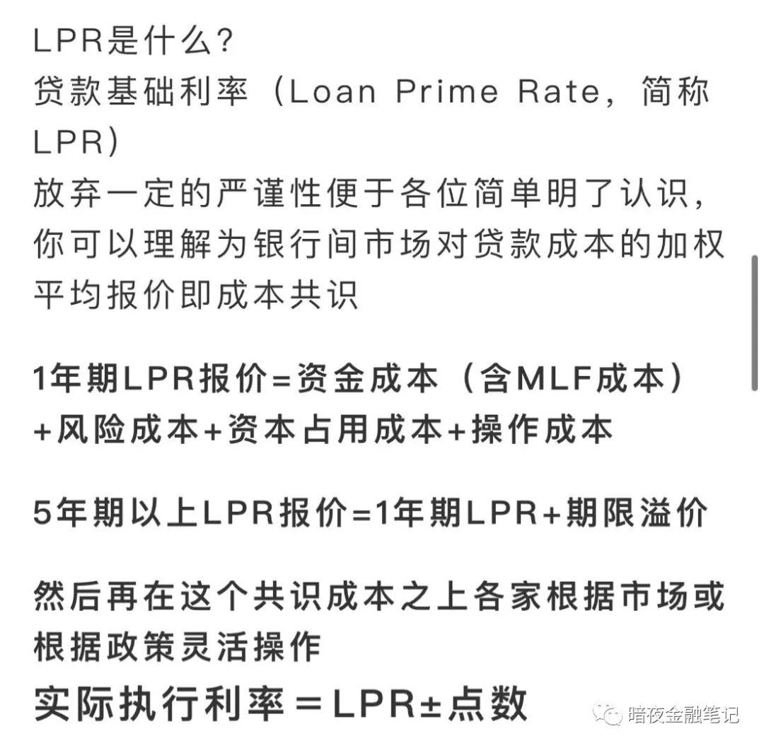 解析 | 存量房贷并轨LPR对你我影响!怎么选?