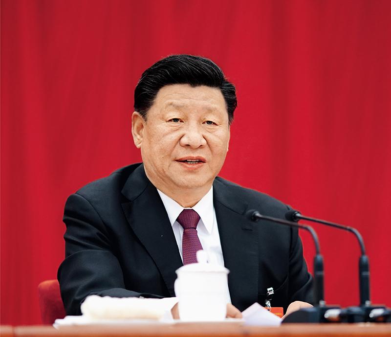 坚持和完善中国特色社会主义制度推进国家治理体系和治理能力现代化