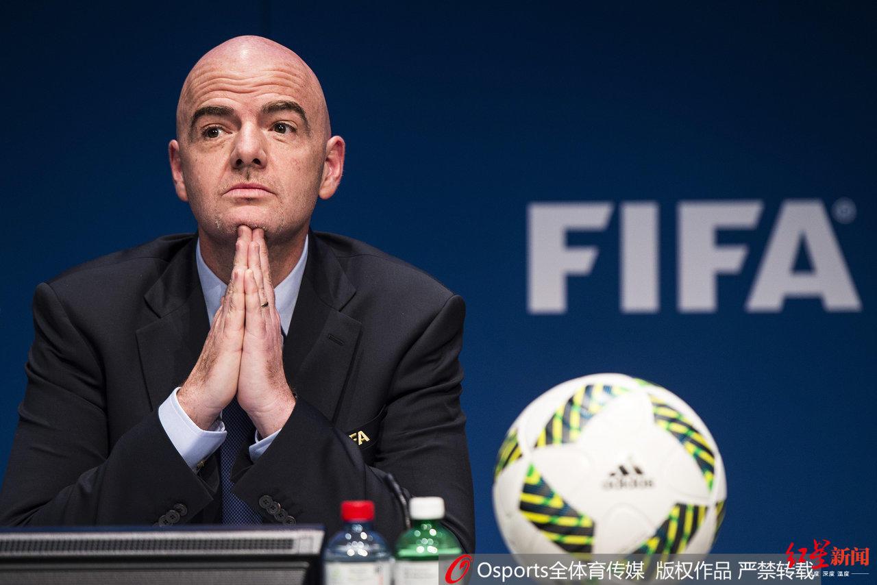 体育大年 成就梦想丨独家对话FIFA主席因凡蒂诺:中国足球理应更强大