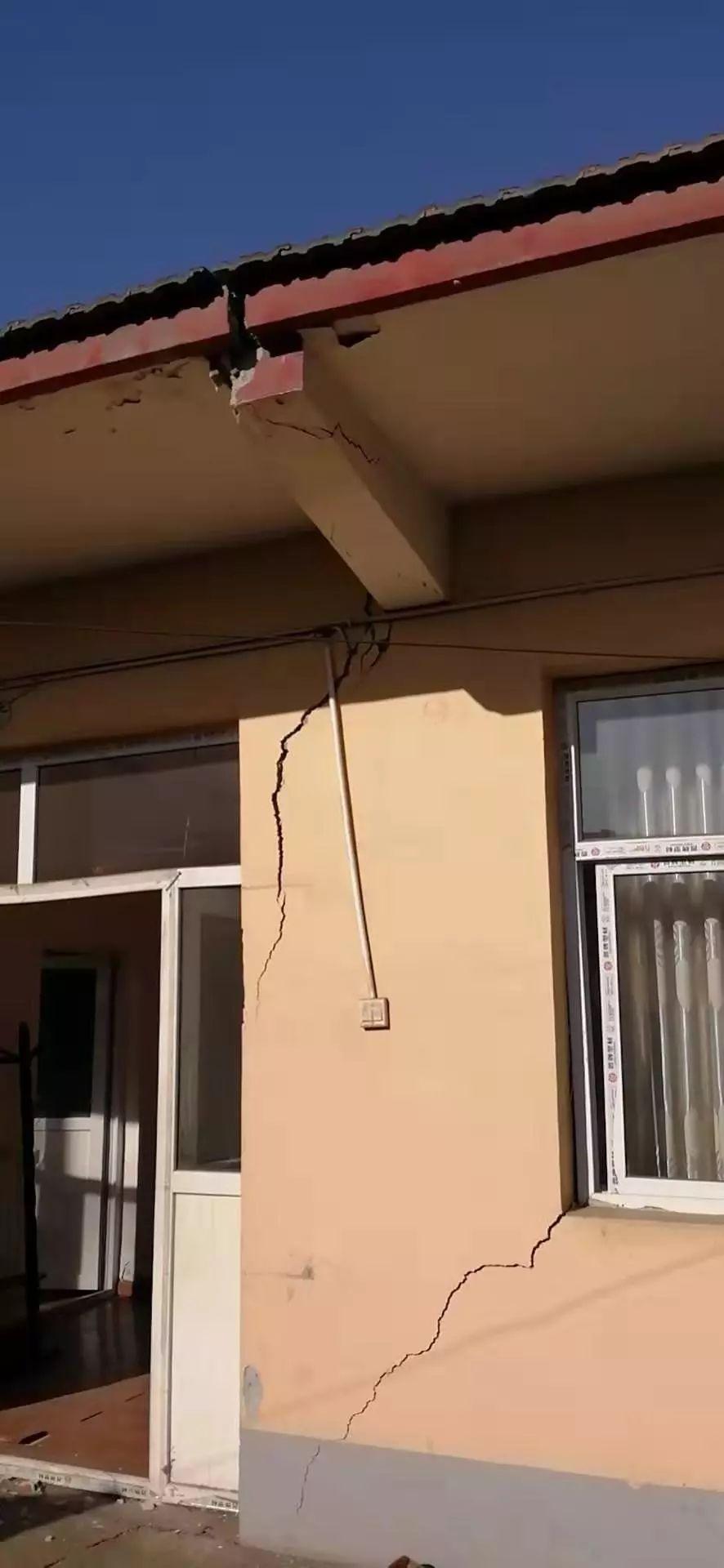 【聚焦】晋城两村40多户村民房屋开裂!