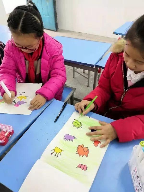 天汾小学 多彩社团 快乐成长