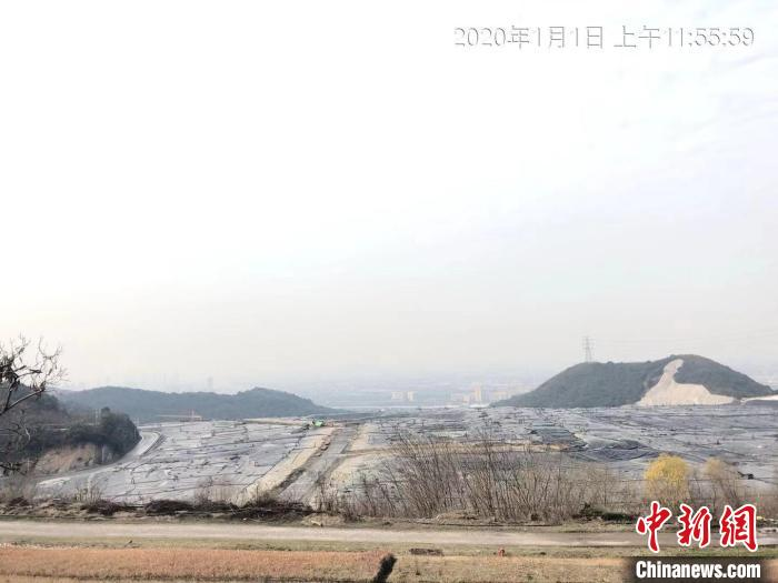 杭州天子嶺填埋場發生意外事故:死者窒息身亡
